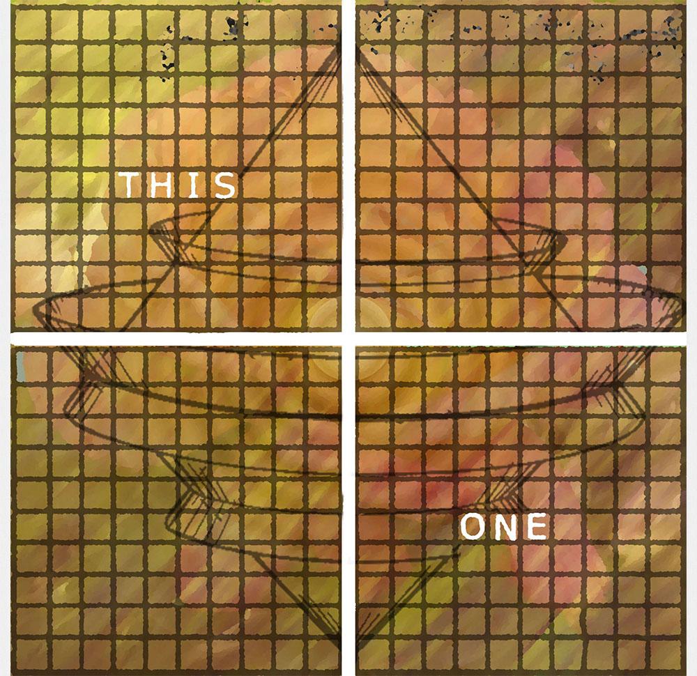 458 - The One - nft - James Martinez