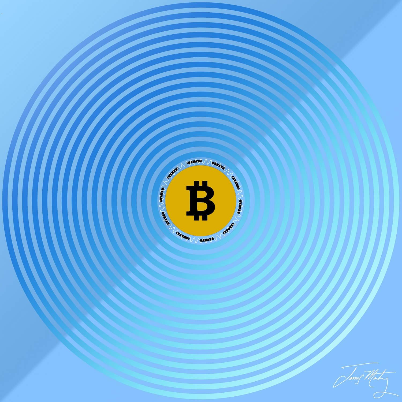 Bitcoin - NFT - James Martinez