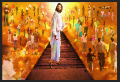 Following Jesus - James Martinez