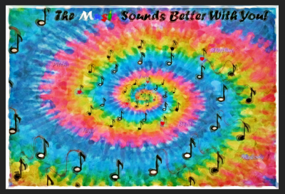 The Music Sounds Better With You - James Martinez